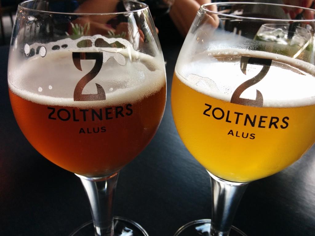 Zoltnera gaišais un pusgaišais alus